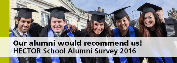 Results of the Alumni Survey 2016