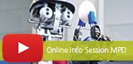 Video Online Info Session MPD