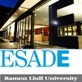 ESADE Logo and Building